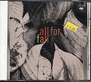 All for Fall CD