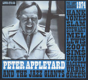 Peter Appleyard and the Jazz Giants CD