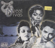 Great Divas CD