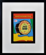 Preservation Hall Jazz Band Framed Box Set