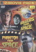 Killers from Space / Phantom from Space DVD