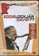 """Eddie """"Lockjaw"""" Davis DVD"""
