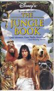 The Jungle Book VHS
