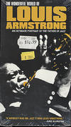 The Wonderful World Of Louis Armstrong VHS