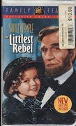 The Littlest Rebel VHS