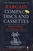 The Penguin Guide To Bargain Compact Discs and Cassettes Book