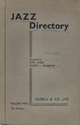 Jazz Directory: Volume Two - Ten Shillings Book