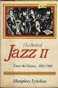 The Best of Jazz II: Enter the Giants (1931-1944) Book