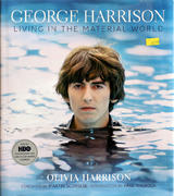 George Harrison: Living in the Material World Book