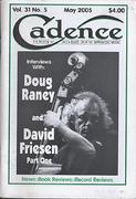 Cadence Magazine May 2005 Magazine