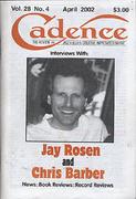 Cadence Magazine April 2002 Magazine