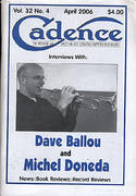 Cadence Magazine April 2006 Magazine