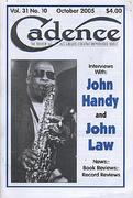 Cadence Magazine October 2005 Magazine