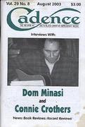Cadence Magazine August 2003 Magazine