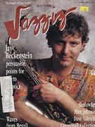 Jazziz Magazine August 13, 1986 Magazine