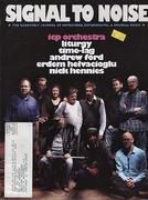 Signal To Noise Magazine
