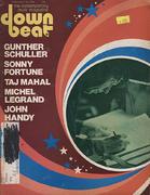 Down Beat Magazine February 12, 1976 Magazine