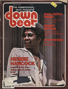 Down Beat Magazine May 17, 1979 Magazine