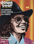 Down Beat Magazine June 20, 1974 Magazine