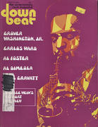 Down Beat Magazine July 17, 1975 Magazine