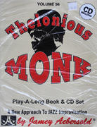 Thelonious Monk Volume 56 Book