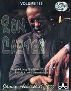 Ron Carter Volume 115 Book