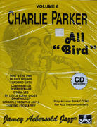"Charlie Parker All ""Bird"" Volume 6 Book"
