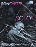 Ron Carter Solos Book