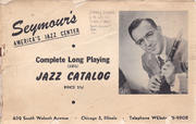 Seymour's America's Jazz Center Magazine