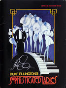 Duke Ellington's Sophisticated Ladies Program