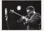 Dizzy Gillespie Postcard