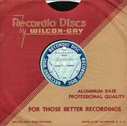 Home Recorded Vinyl Homemade Vinyl