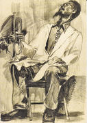 Lester Bowie Greeting Card