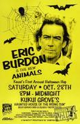 Eric Burdon & The Animals Poster