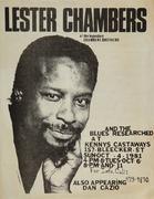 Lester Chambers Handbill