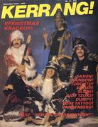 Kerrang Magazine December 16, 1982 Magazine