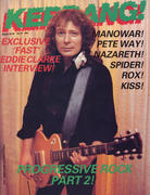 Kerrang Magazine March 10, 1983 Magazine