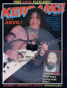 Kerrang Magazine June 3, 1983 Magazine