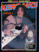 Kerrang Magazine June 3, 1983 Vintage Magazine