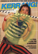 Kerrang Magazine November 17, 1983 Magazine