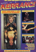 Kerrang Magazine March 1, 1984 Magazine