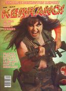 Kerrang Magazine September 5, 1985 Magazine