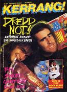 Kerrang Magazine September 18, 1986 Magazine