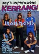 Kerrang Magazine February 19, 1987 Magazine