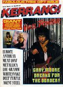 Kerrang Magazine March 5, 1987 Magazine