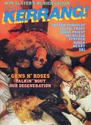 Kerrang Magazine June 11, 1987 Magazine