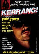 Kerrang Magazine October 31, 1987 Magazine