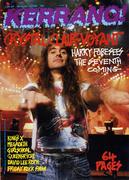 Kerrang Magazine November 19, 1988 Magazine