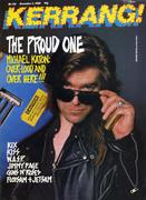 Kerrang Magazine December 3, 1988 Magazine