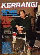 Kerrang Magazine April 29, 1989 Magazine